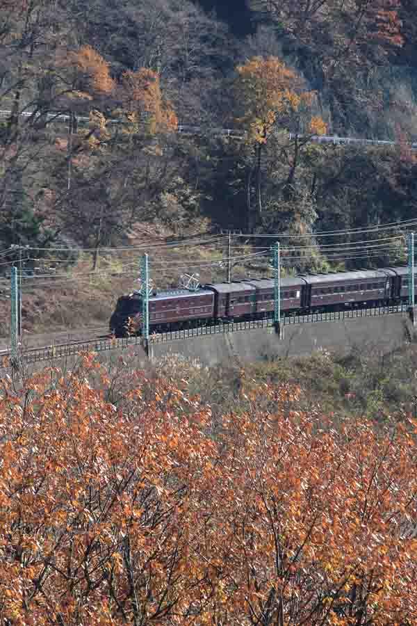 諏訪峡大橋 08年11月�C