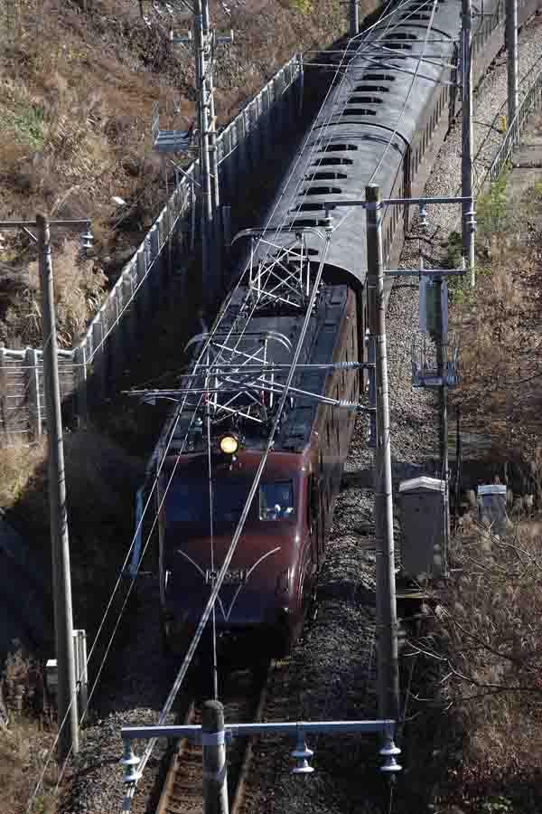 諏訪峡大橋 08年11月�E